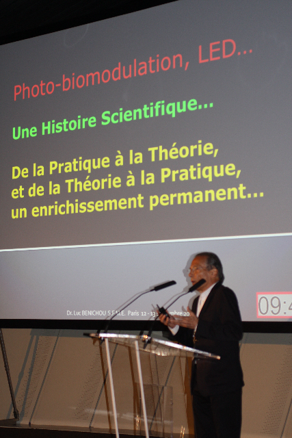 DR BENICHOU PHOTO-BIOMODULATION