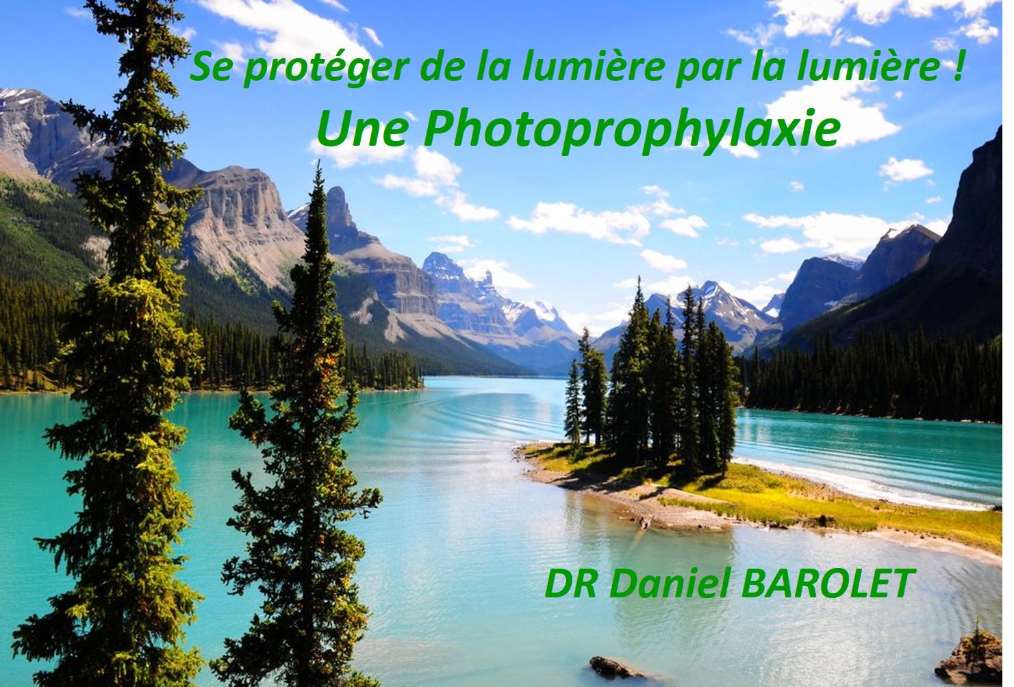 LED ACADEMY La photoprevention Dr BAROLET