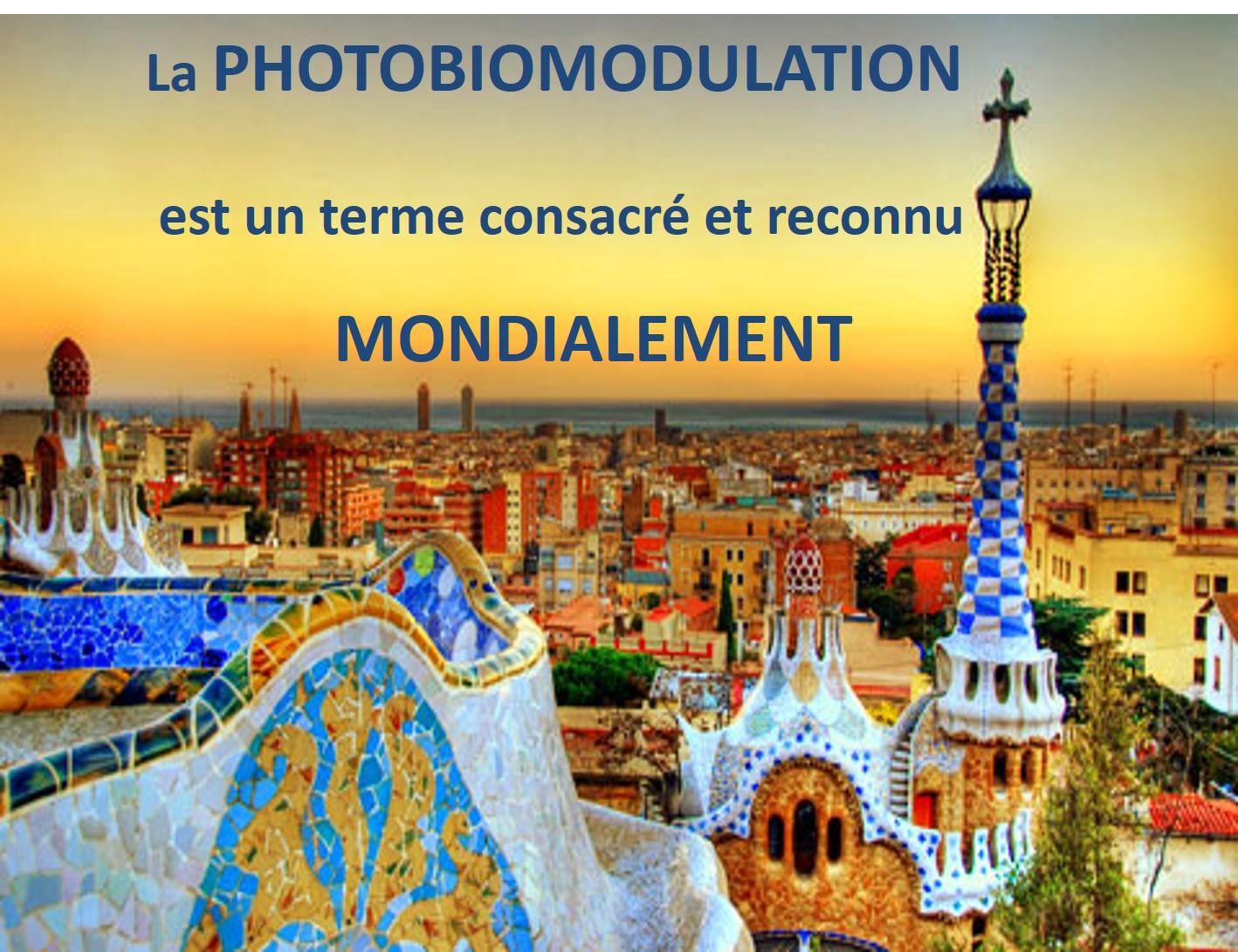 La photobiomodulation reconnue mondialement