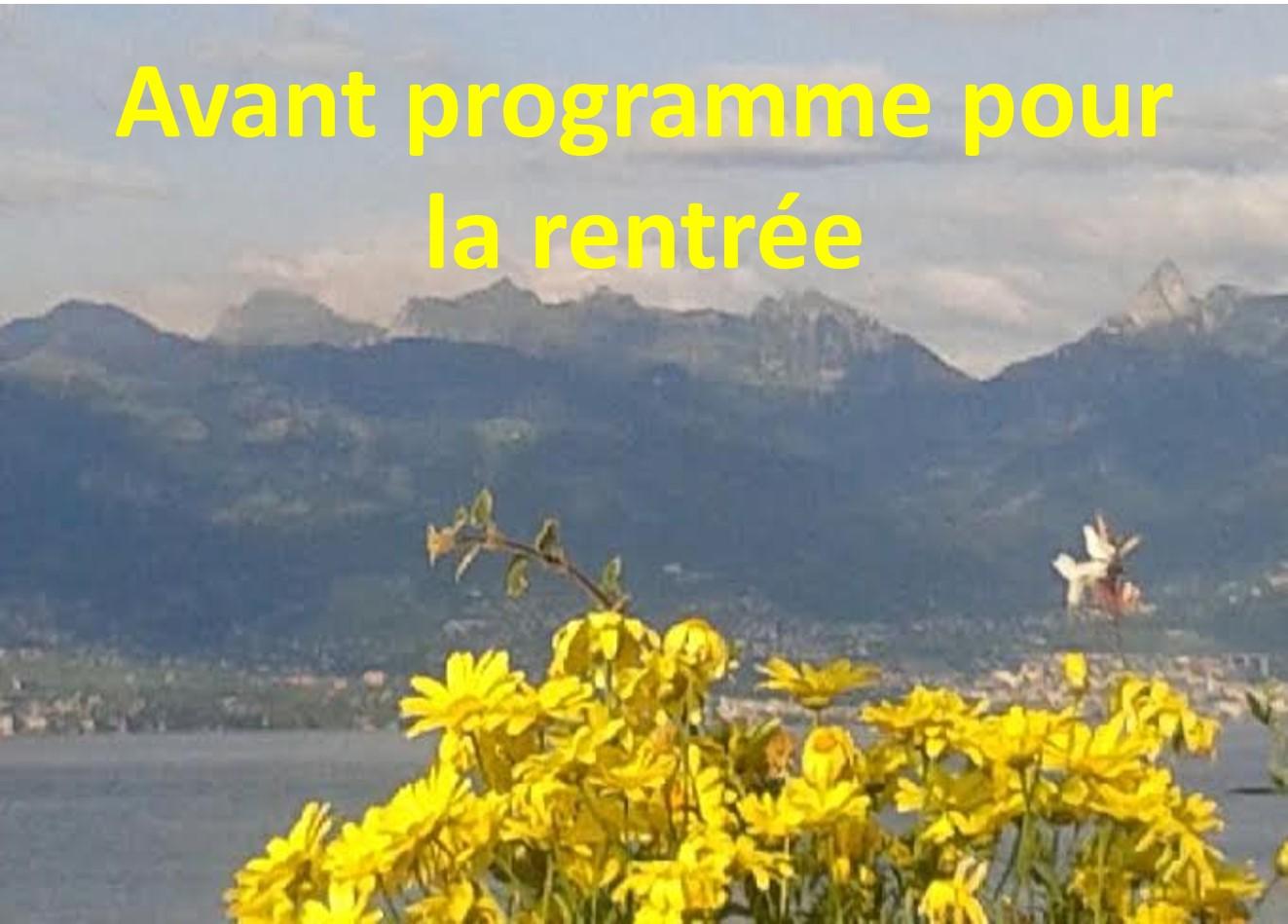 Led Academy Avant Programme