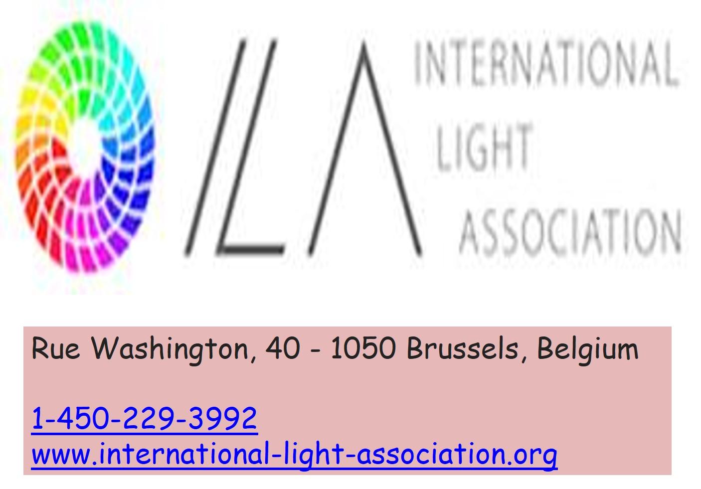 12ème Conférence Annuelle de l'ILA (International Light Association) : 30 avril / 3 mai 2015  -  TALLINN  -  ESTONIE