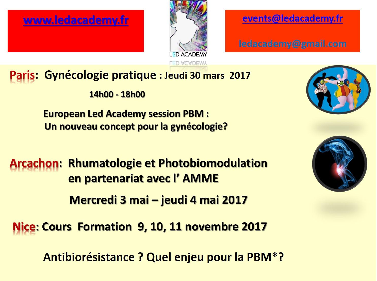 PRG European Led Academy 2017