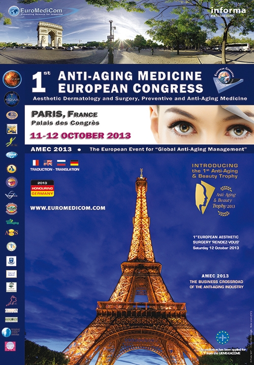 Led's Academy to EMAA congress Paris 2013