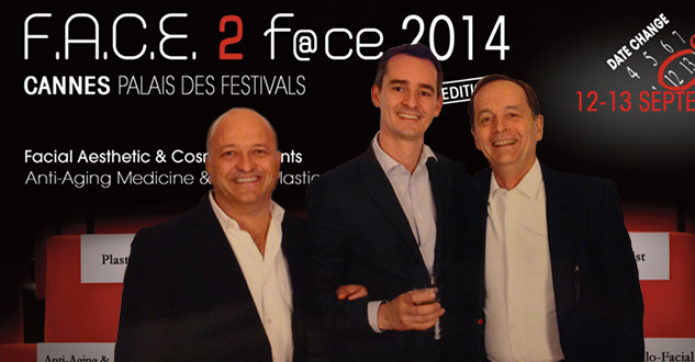 F.A.C.E. 2  F@ce 2014 - CANNES - PALAIS DES  FESTIVALS -  4ème  EDITION - 12 / 13 SEPTEMBER
