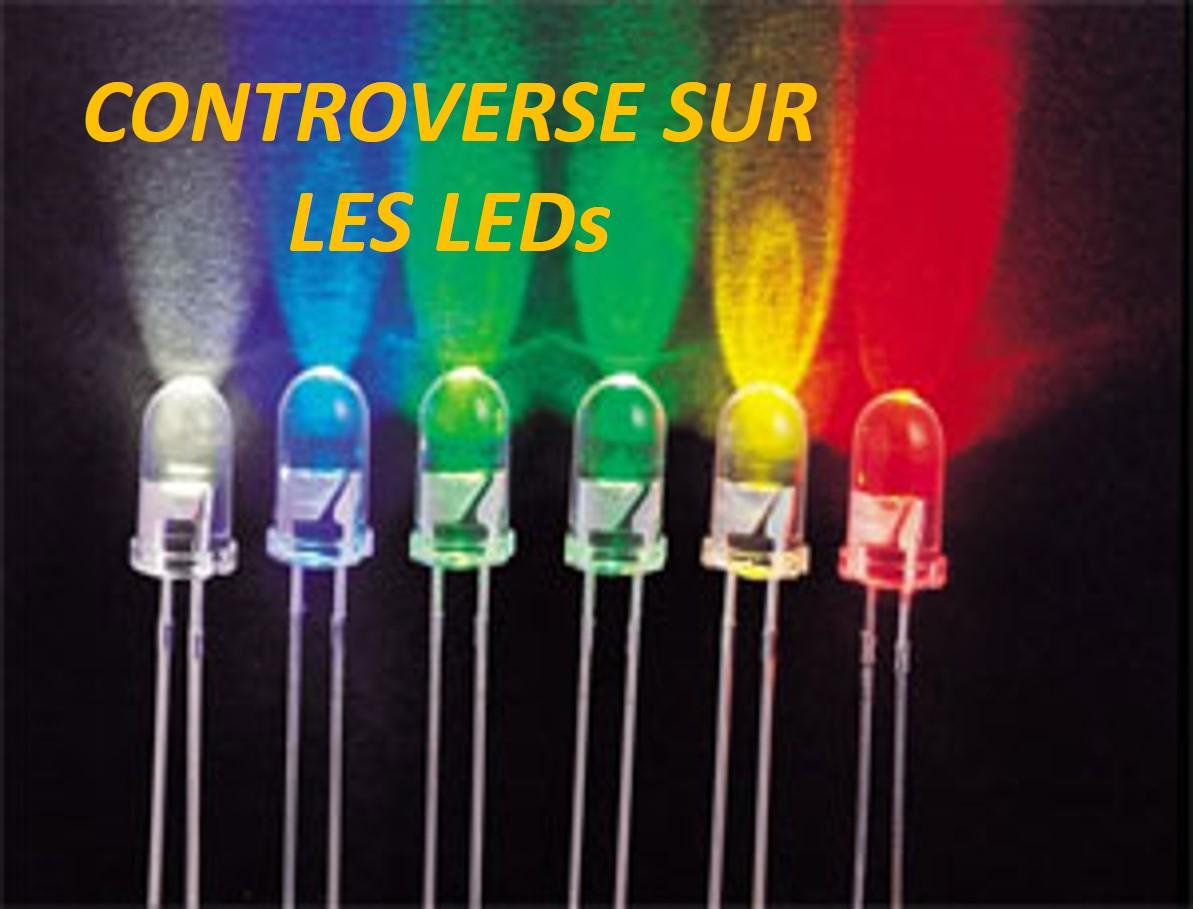 Controverse sur les LEDs