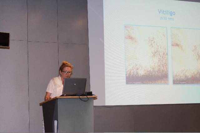 Docteur Suzanne Hausdörfer coordinatrice pour la BELGIQUE
