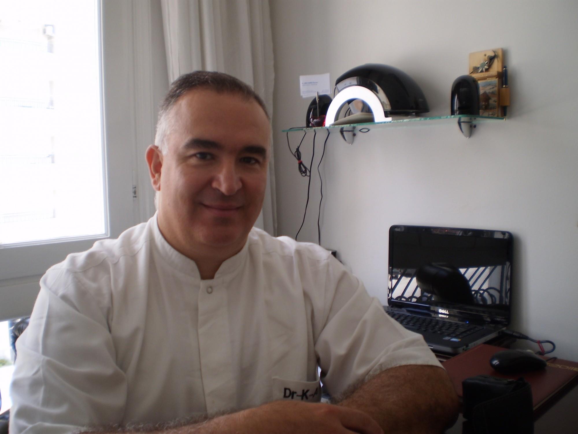 Docteur Karim Abdi