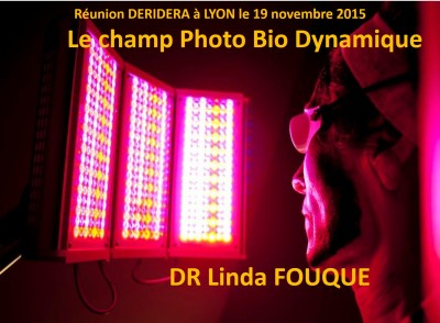 Dr FOUQUE Le champ Photo Bio Dynamique ELA