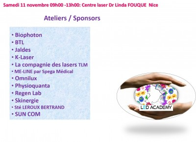Form Nice Led Academy Ateliers Sponsors