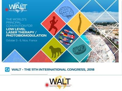 WALT Congress 2018 -October 3 - 6