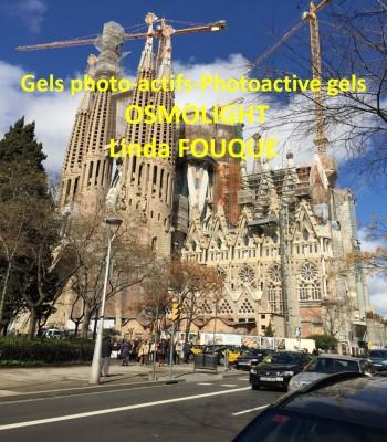 Photoactive gels / Gels photo-actifs : Osmolight  - DR Linda FOUQUE