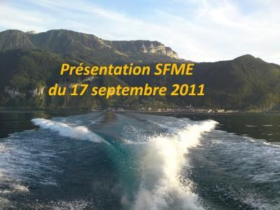 Presentation SFME